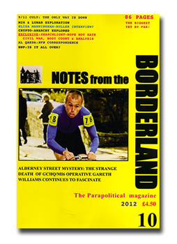 NOTES FROM THE BORDERLAND - Issue 10