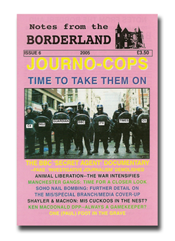 NOTES FROM THE BORDERLAND - Issue 6
