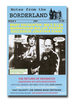 NOTES FROM THE BORDERLAND - Issue 8
